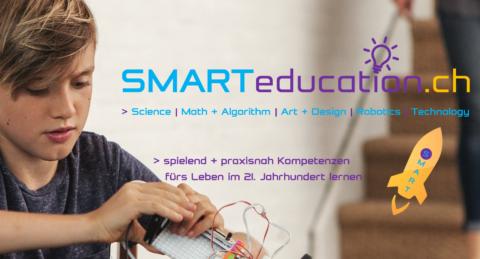 Die Mission SMARTeducation.ch startet!