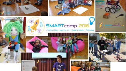 Das SMARTcamp 2016 war ein voller Erfolg!