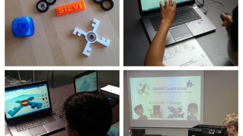 3D-Druck + Design Workshop ✏️