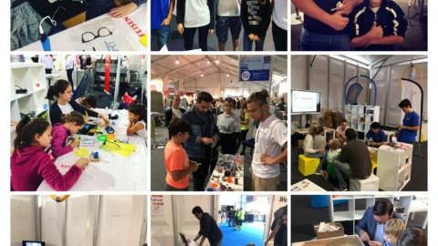 MakerDays 2017 – mit Spass auf die Zukunft vorbereitet 😃🚀